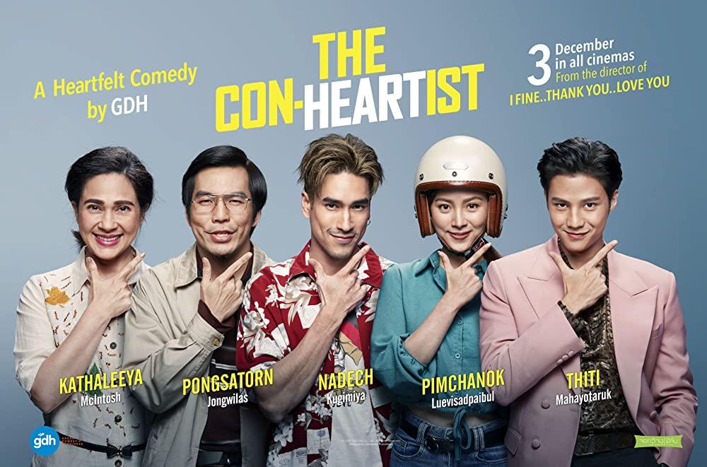 Các nhân vật trong phim The Con Heartis (Lừa Đểu Gặp Lừa Đảo)