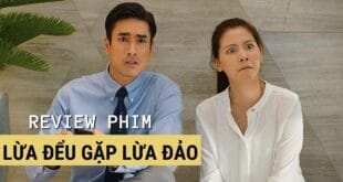 Banner review phim The Con Heartis (Lừa Đểu Gặp Lừa Đảo)