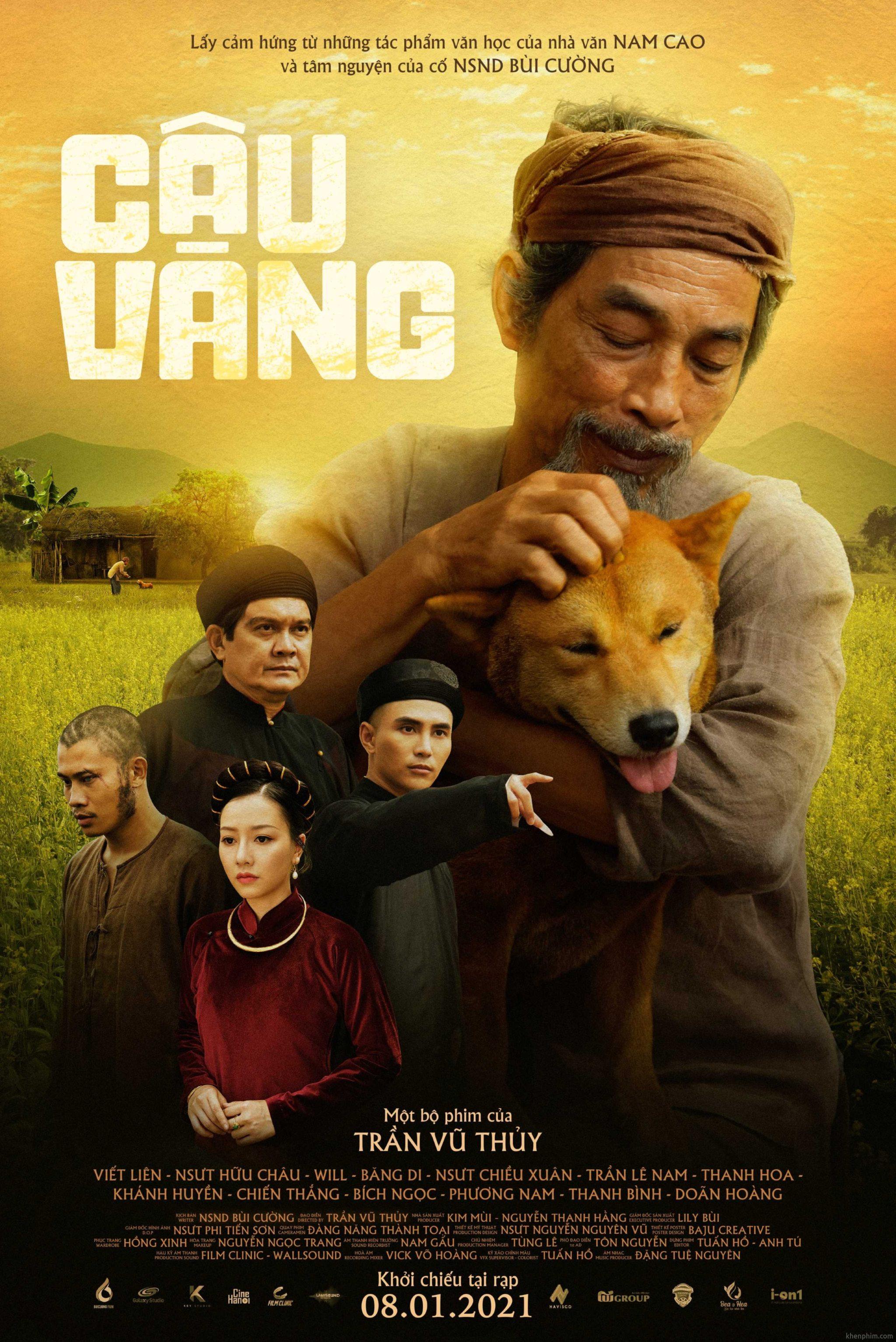 Poster phim Cậu Vàng