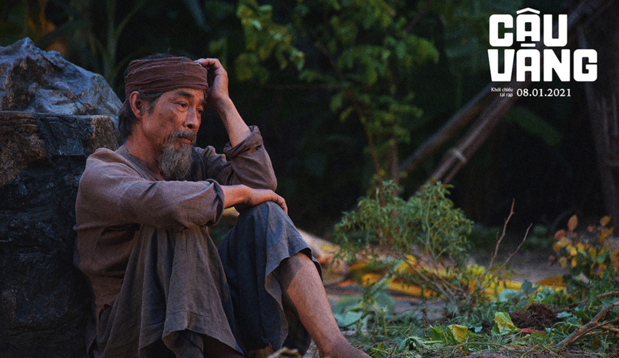 Nhân vật Lão Hạc trong phim Cậu Vàng