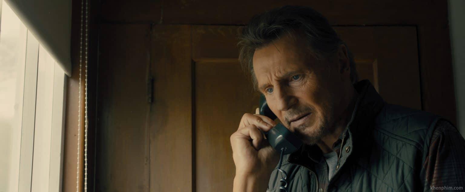 Diễn viên Liam Neeson trong tựa phim The Marksman (Tay Xạ Thủ)