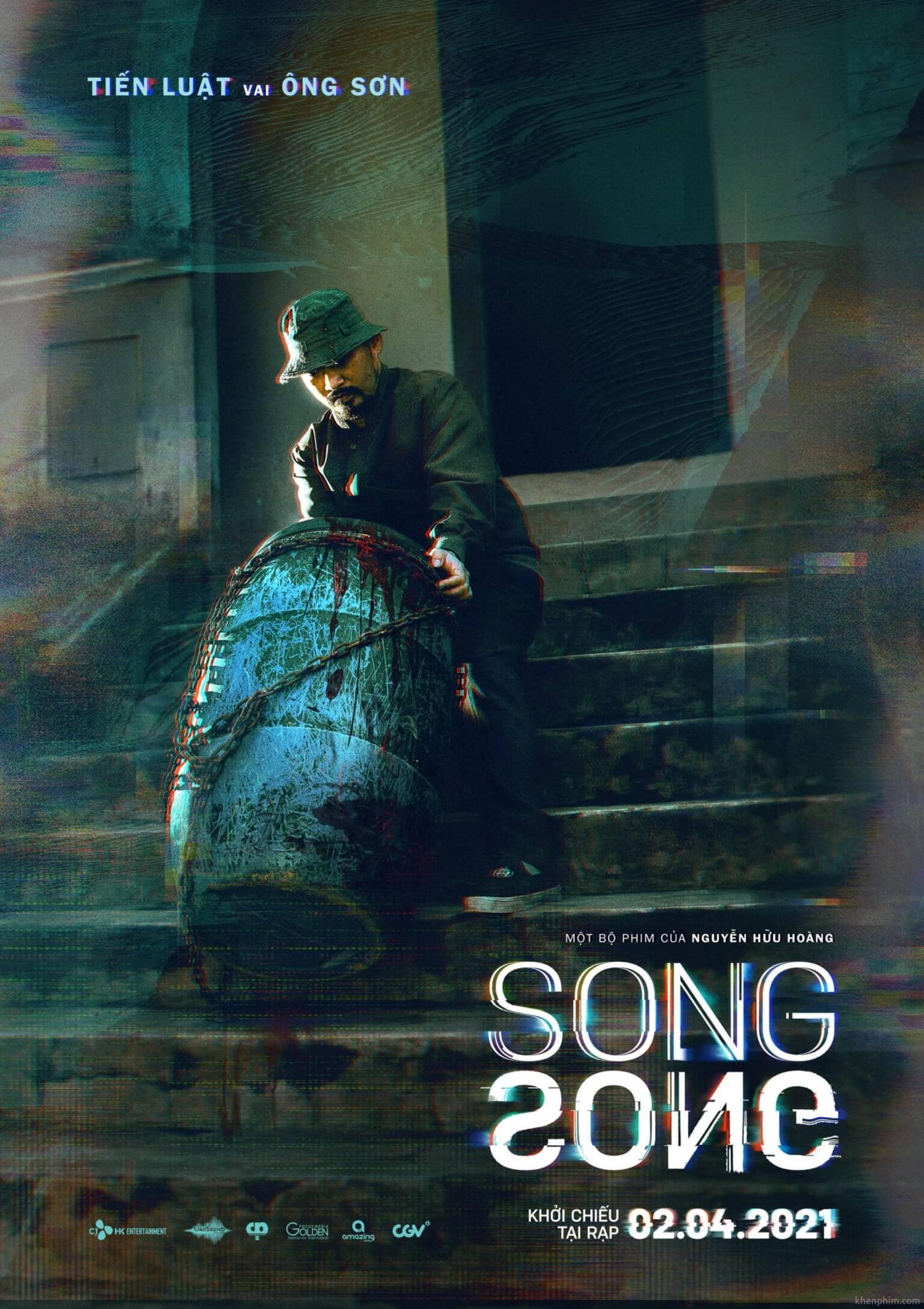 Tiến Luật vào vai kẻ sát nhân trong phim Song Song