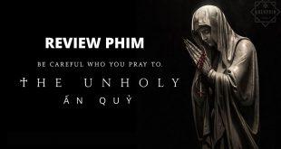 Banner bài review phim Ấn Quỷ (The Unholy)