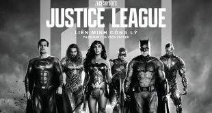 Banner bài review phim Zack Snyder's Justice League
