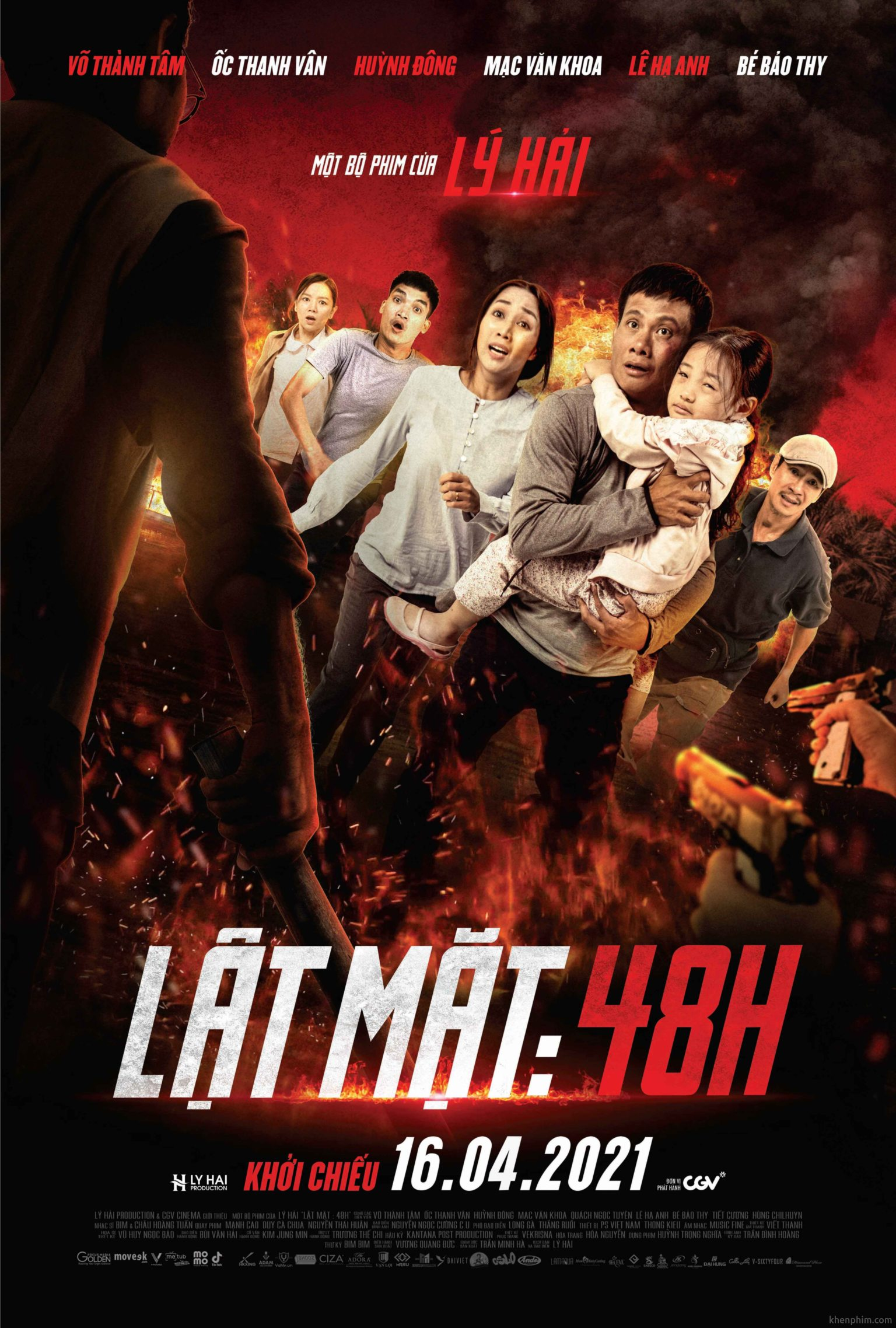 Poster phim LẬT MẶT: 48H