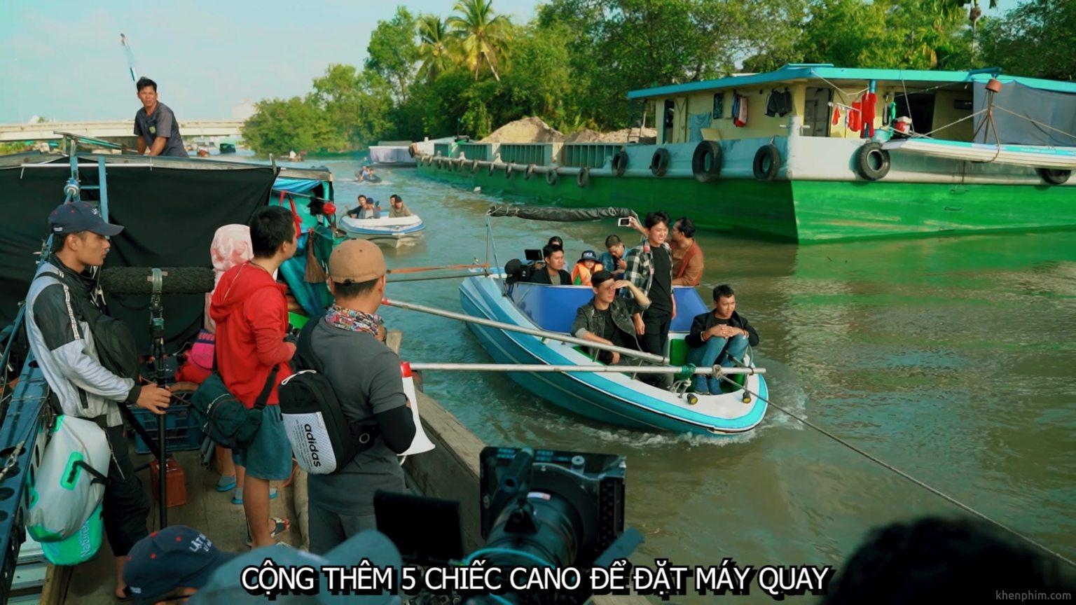 Lật Mặt: 48H - cảnh trên sông 2