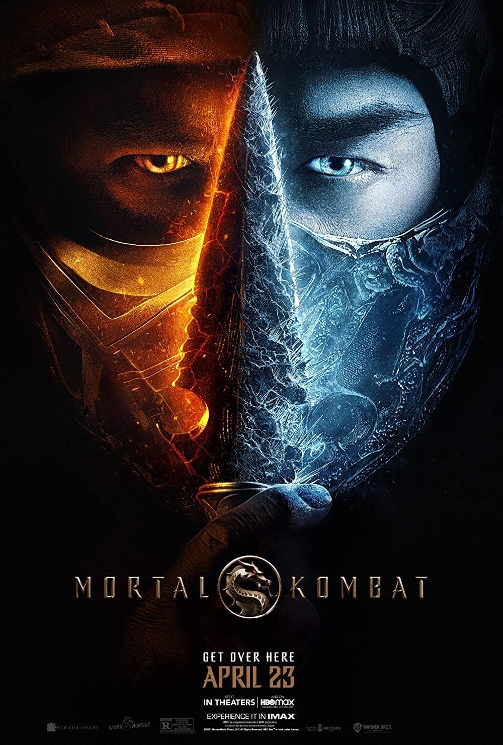Poster phim Mortal Kombat (Cuộc Chiến Sinh Tử)