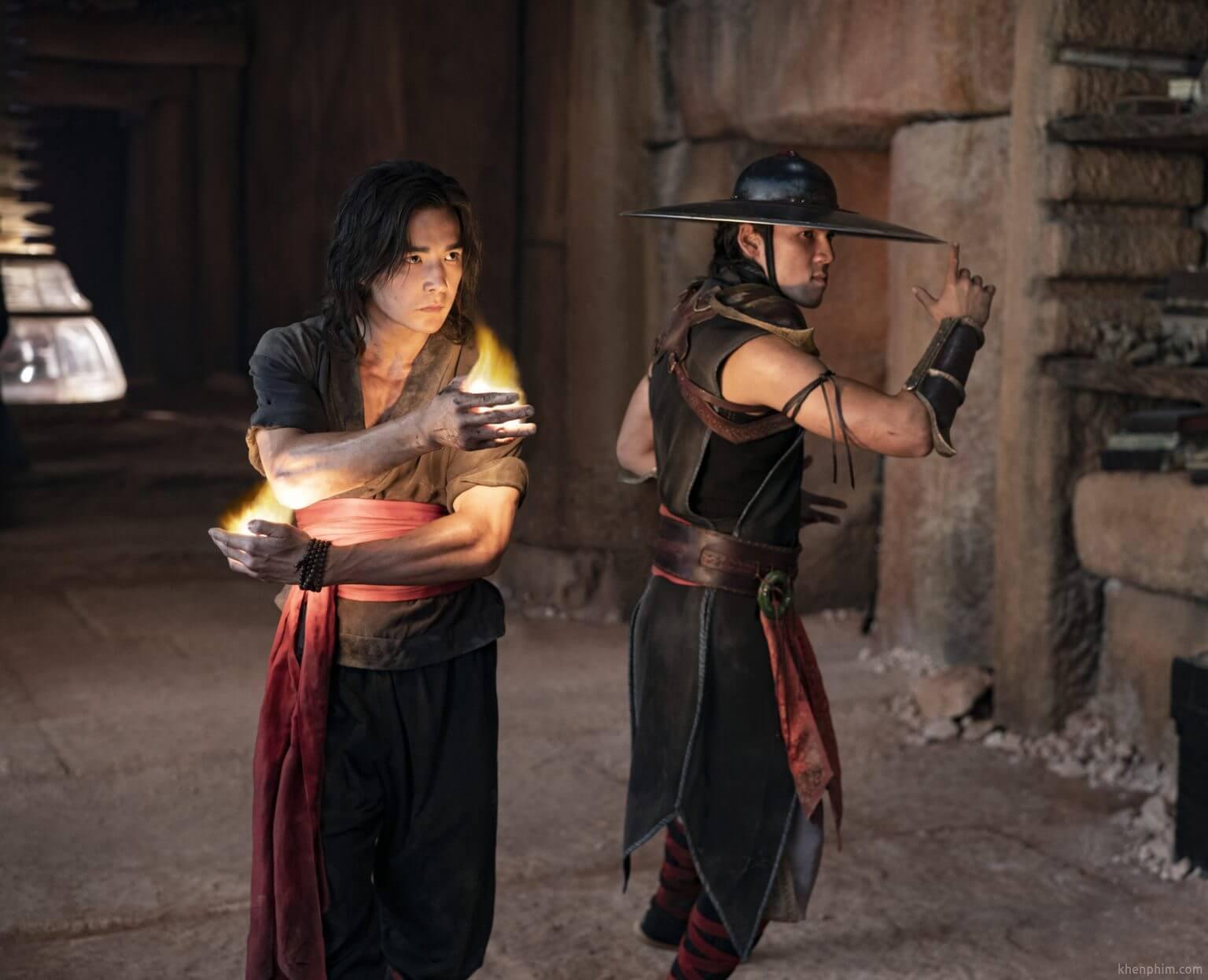 Dàn diễn viên bắt mắt về ngoại hình sẽ khiến bạn mê mẩn từ đầu tới cuối - Mortal Kombat