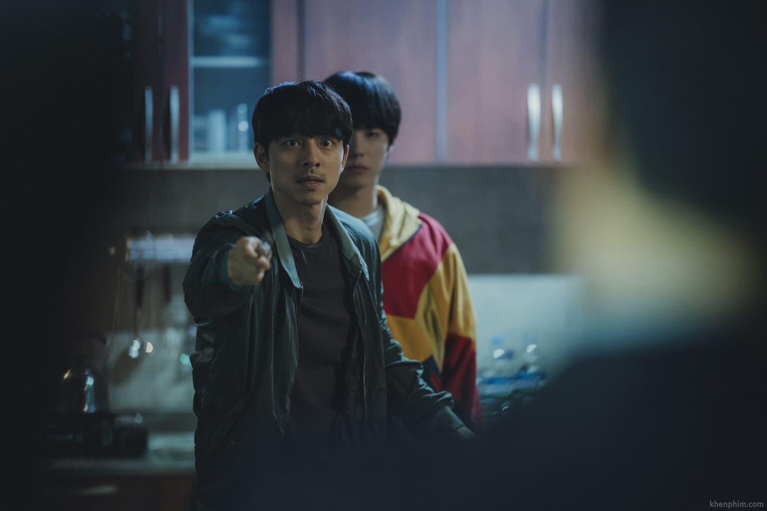 Nhân vật Ki Hun. Anh này luôn quyết tâm bảo vệ Seo Bok