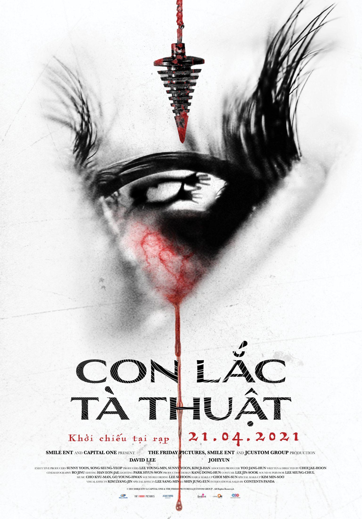 Poster phim The Hypnosis (Con Lắc Tà Thuật)