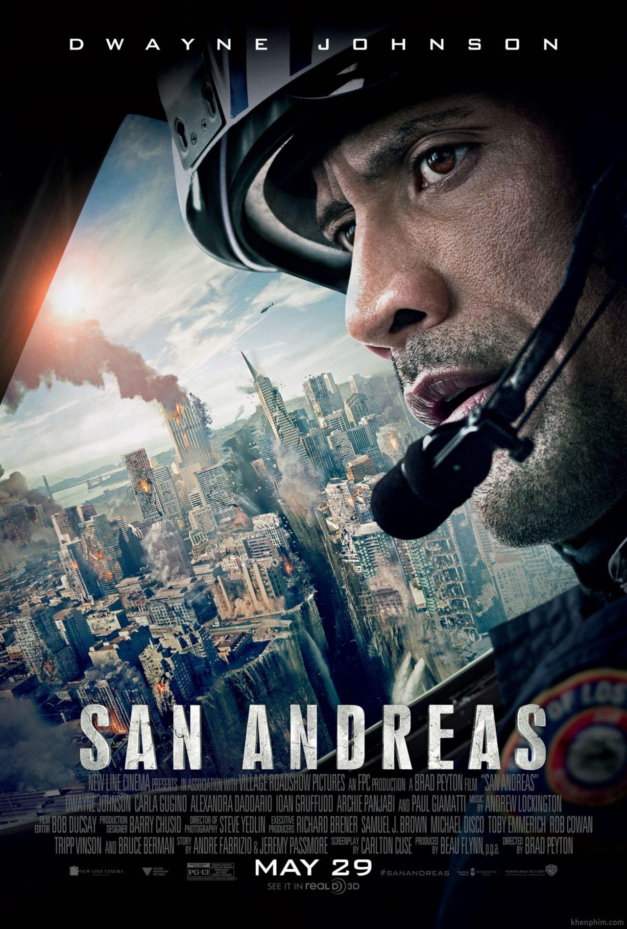 phim San Andreas