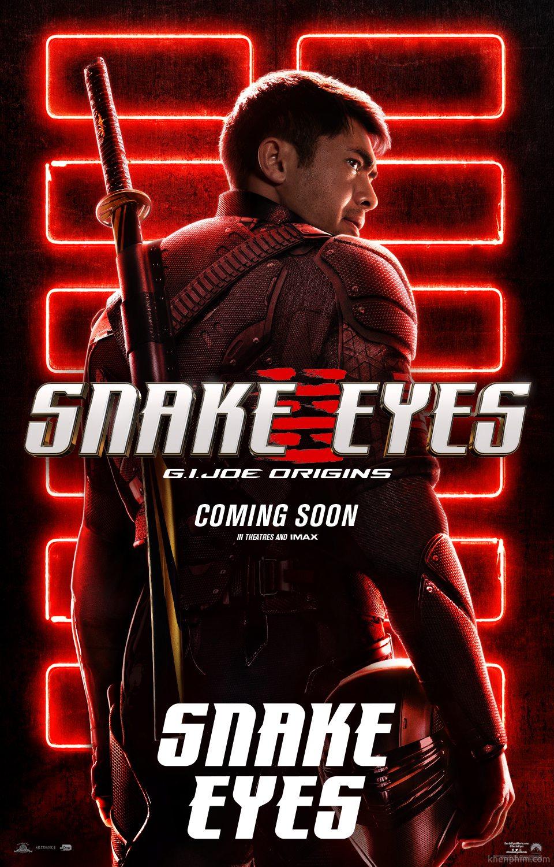 Snake Eyes (Xà Nhãn)