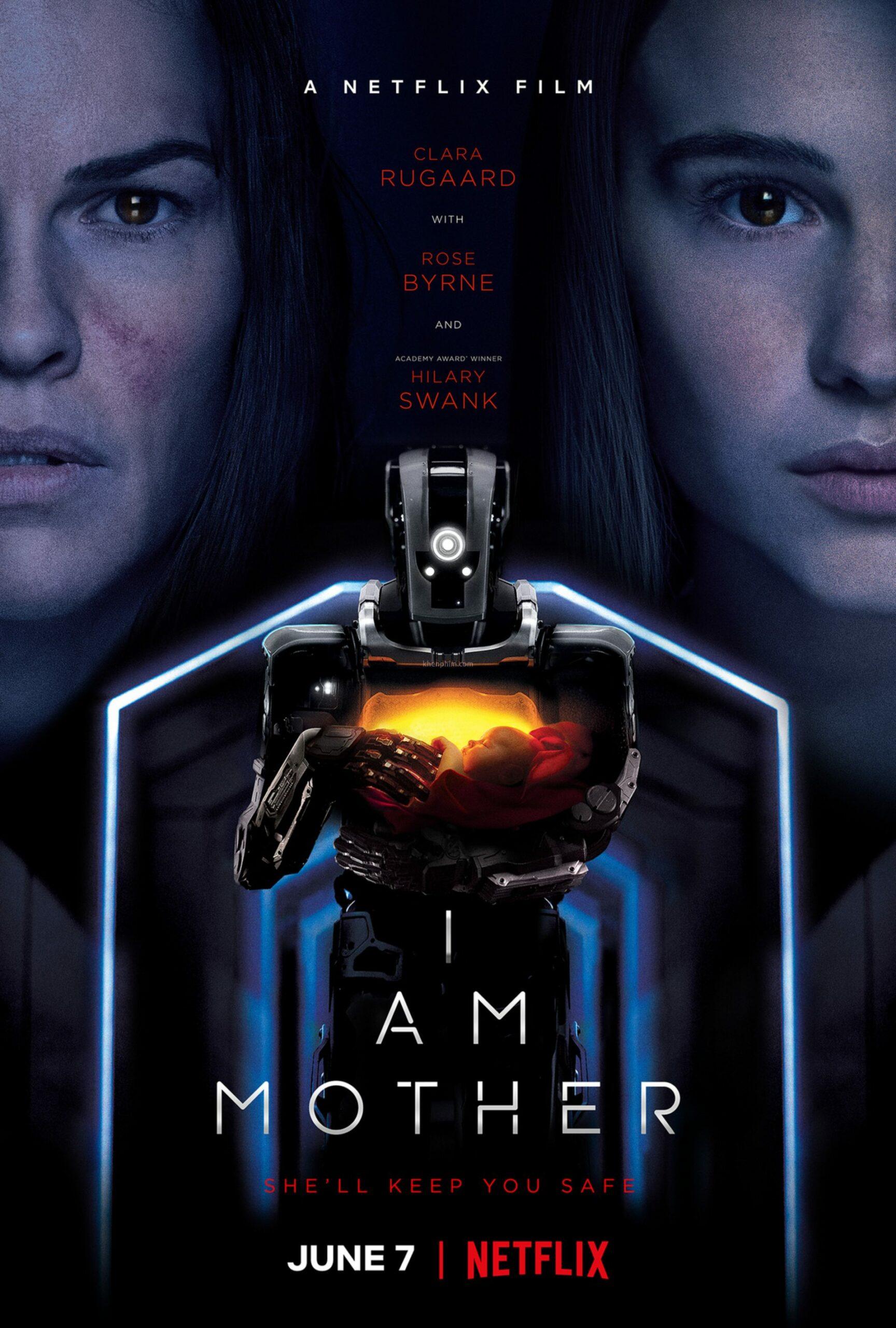 Poster phim I Am Mother (Tôi Là Mẹ)