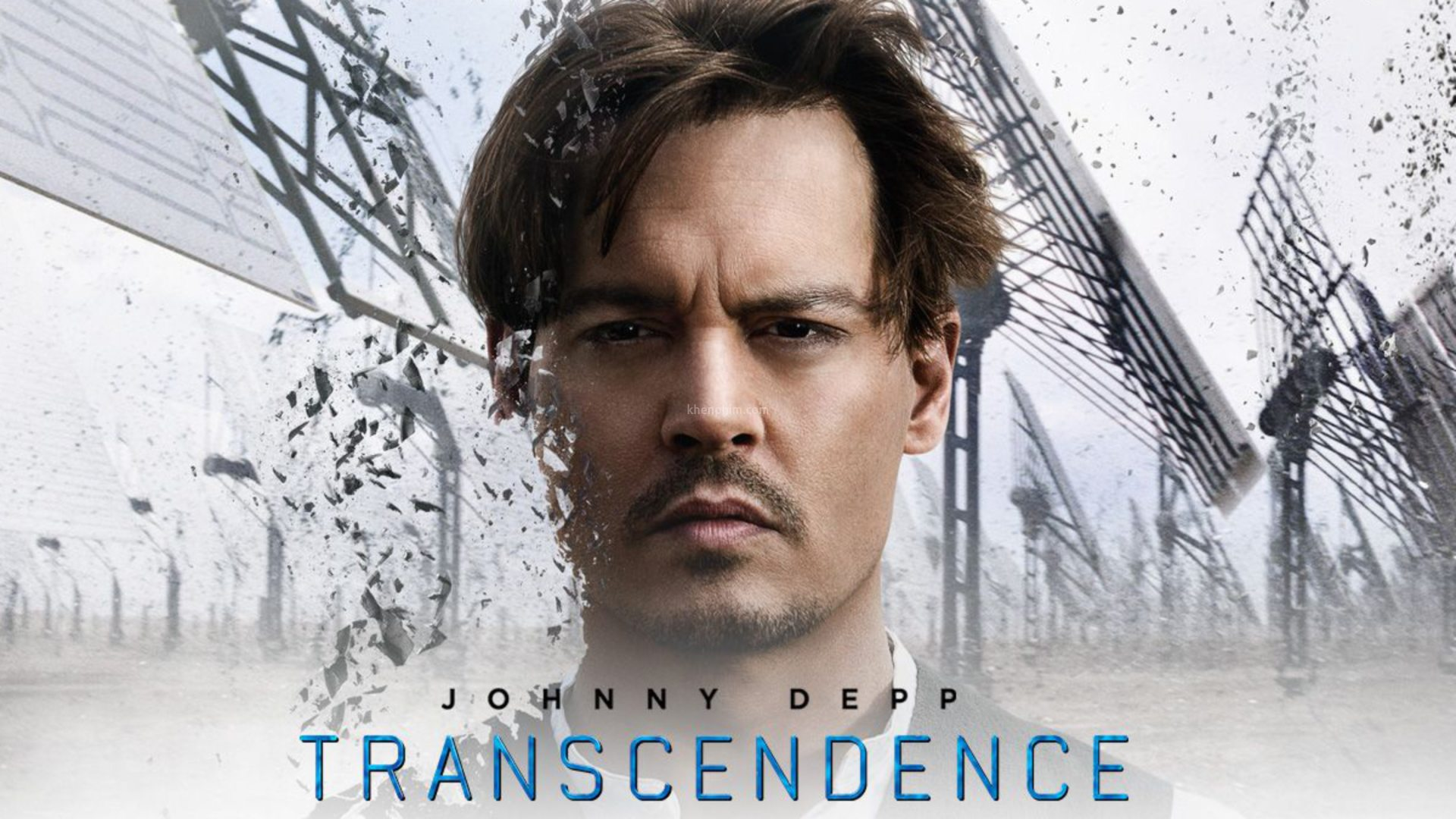 Johnny Depp tham gia đóng chính với vai tiến sĩ Will trong phim Transcendence